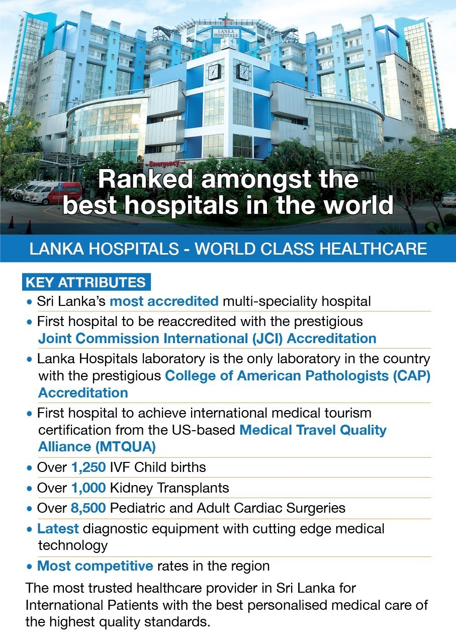 Medical Tourism in Sri Lanka